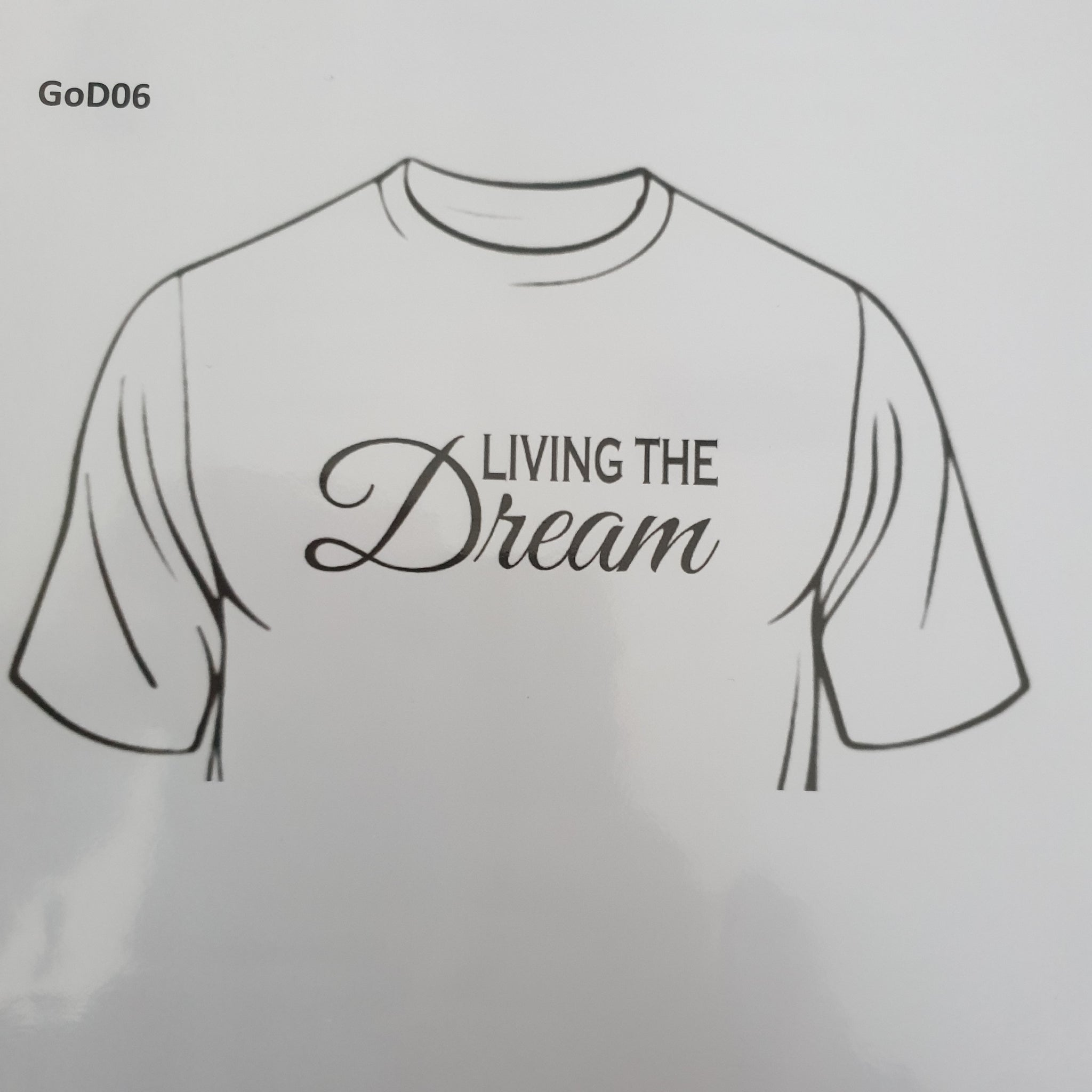Living The Dream - Tee Shirt - Sweat Shirt - Hoodie