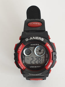 Aners Mens Sport Wristwatch