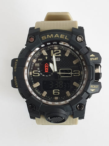 SMAEL Sport Mens Wristwatch