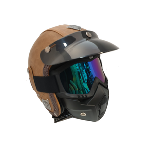 Motorcycle or Scooter Helmet