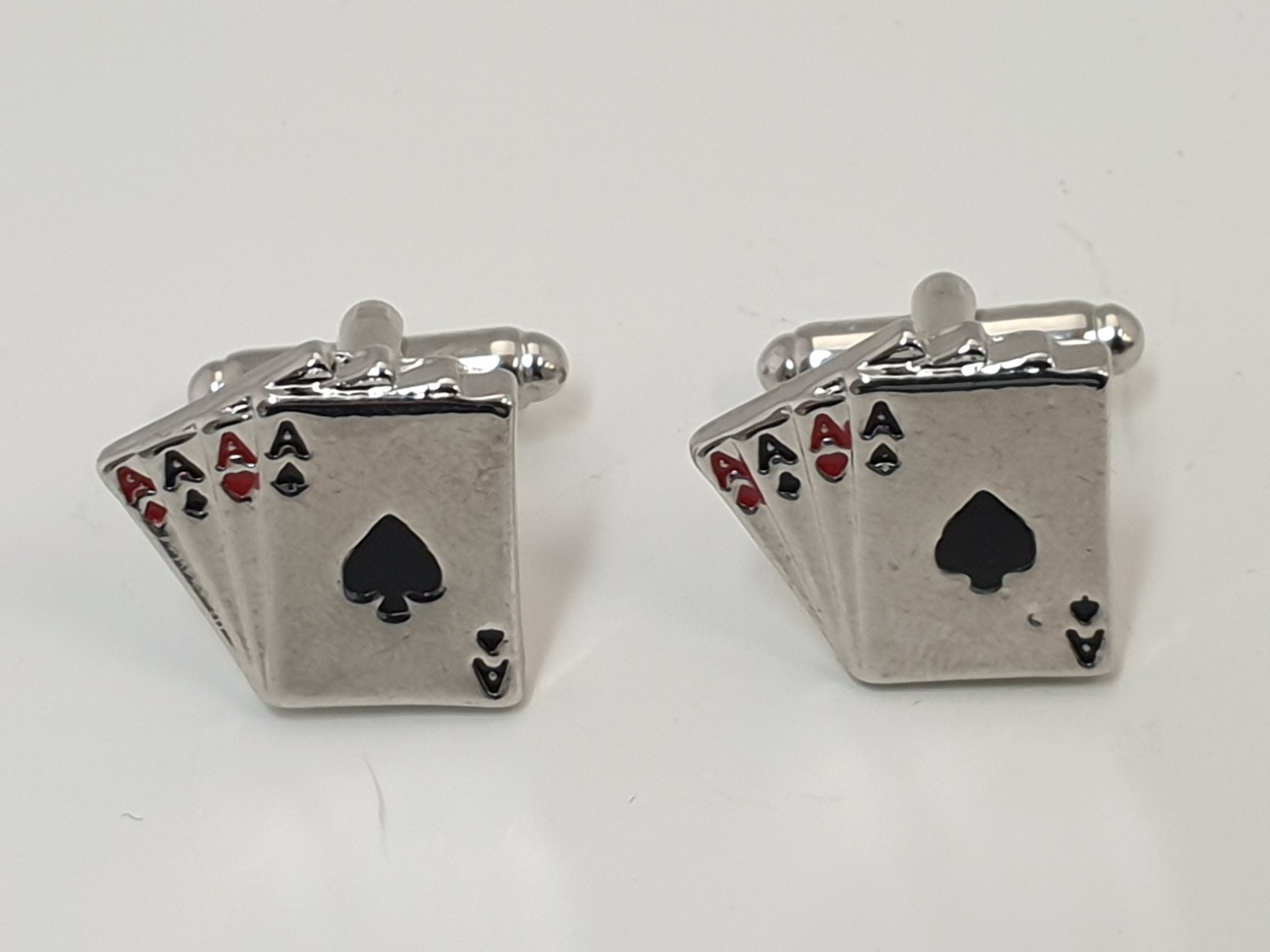 Aces High Cufflinks