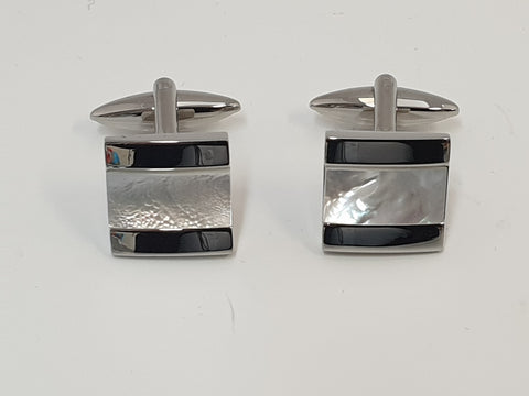 MOP Cufflinks Square
