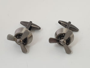 Propellor Cufflinks