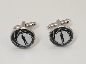 James Bonds Cufflinks