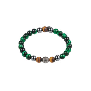 Cudworth Green Brown Bracelet