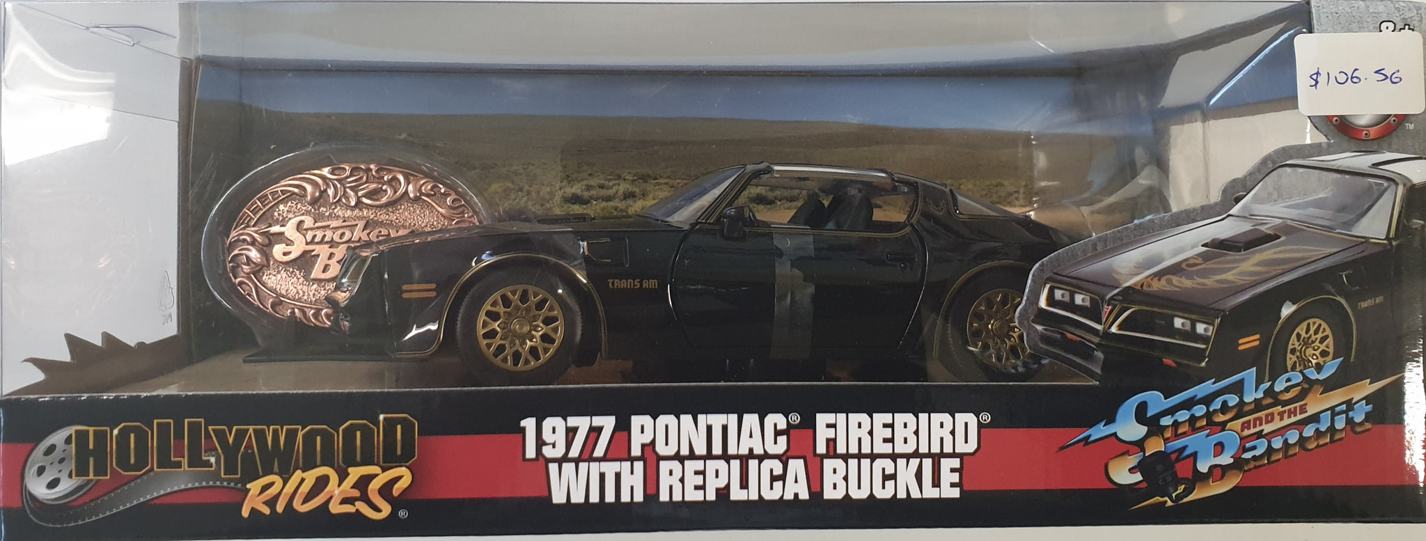 1977 Pontiac Firebird from Smokey and the Bandit