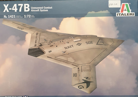 X478 Unmanned Combat Aircraft Model Kit
