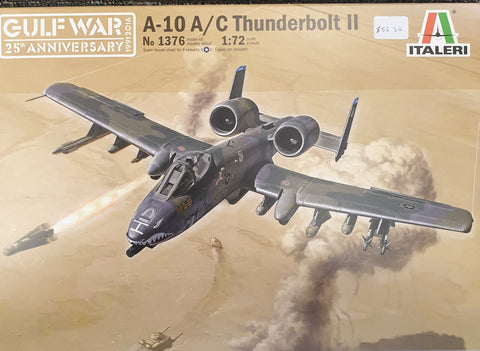 A10 Warthog Aircraft Model Kit