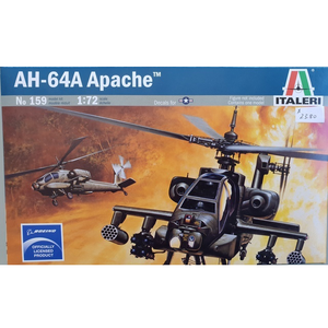 AH - 64A Apache Helicopter