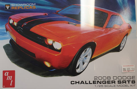 Dodge Challenger SRT8 Model Kit