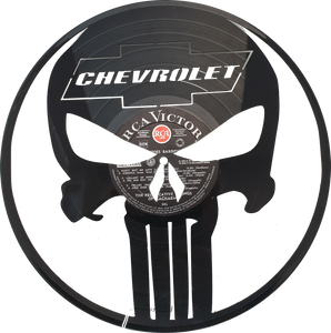 Chevrolet Skull Old Record