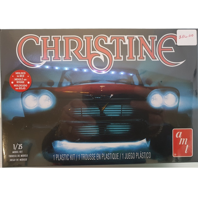 Christine Model Car from the Movie