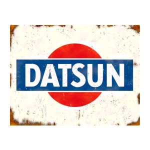 Datsun Tin Sign