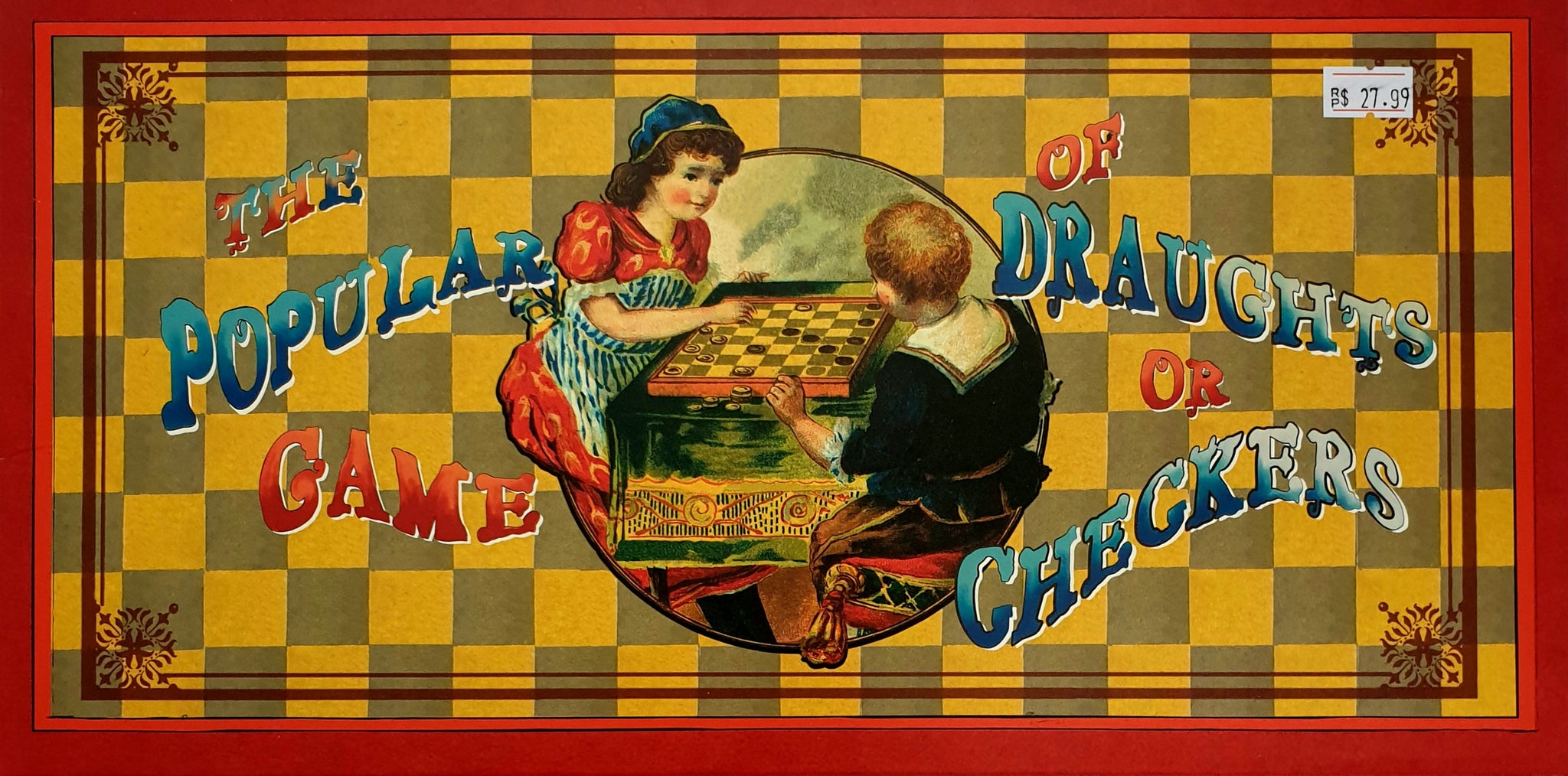 Draughts and Checkers
