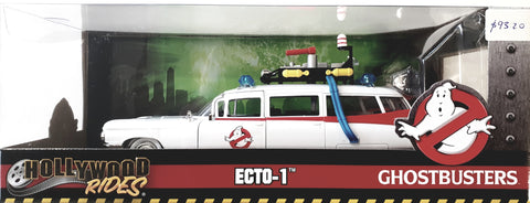 Ghostbusters ECTO 1 1/24th Scale Diecast