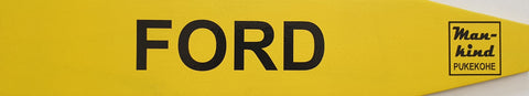 Street Sign 'Ford'