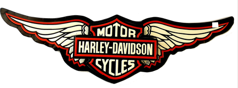 Harley Davidson Wings