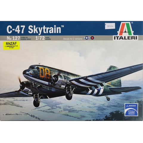 Italerie C47 Skytrain RNZAF Commemorative Set
