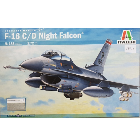 Italerie F16 C Night Falcon