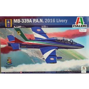Italerie MB-339A Macchi PAN 2016 Livery