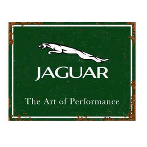 Jaguar 'The art of performance'