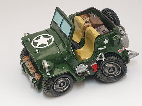 American Jeep Moneybox