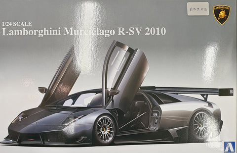 Lamborgini Murchielago R-SV 2010 Model Kit