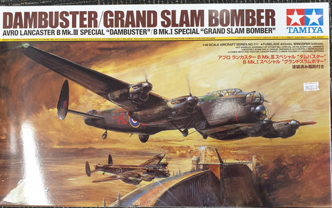 Lancaster Bomber Plastic Model Kit
