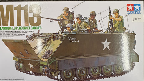 M113 Personnel Carrier Model Kit