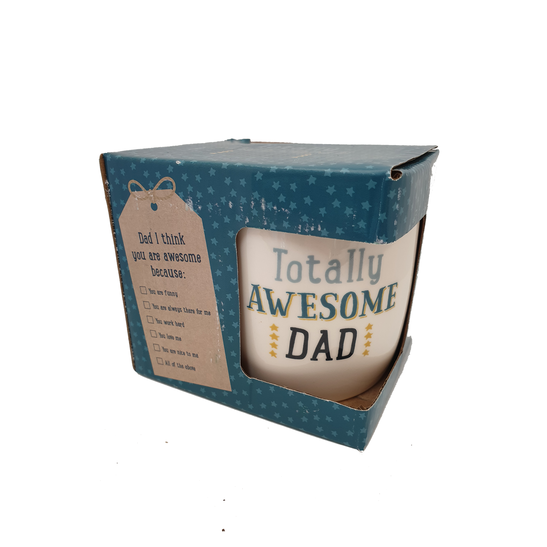 Totally Awesome Dad Mug