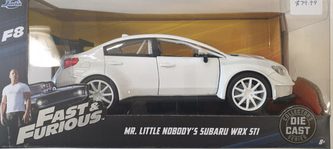 Mr Little Nobodys Subaru WRX STI