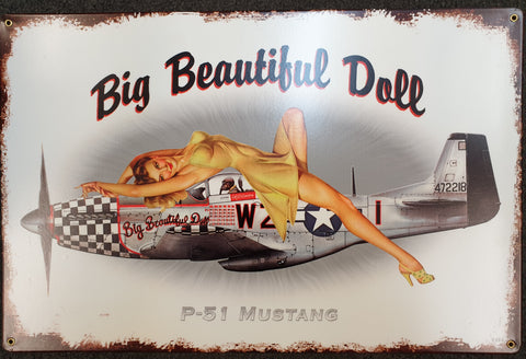 Mustang 'Big Beautiful Doll'