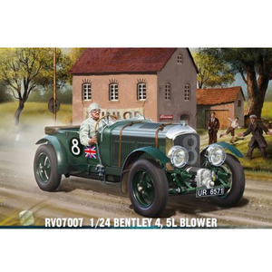 Bentley 4 5L Blower