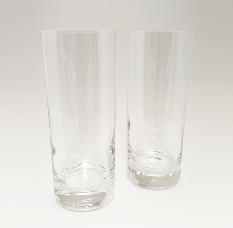 New York Tall Bar Glasses | Set of 2