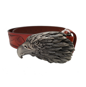 Mens Eagle Belt