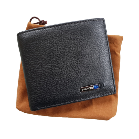 Smart LB Black with Change Purse