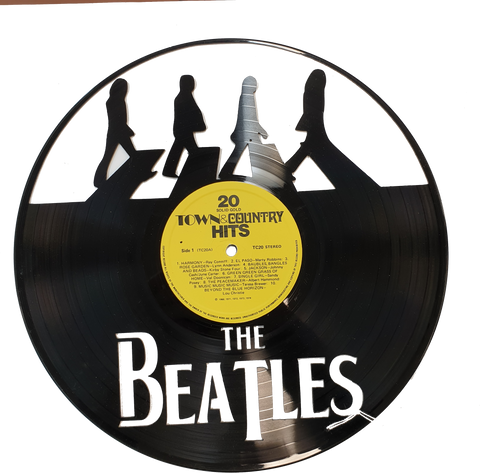 Beatles Old Record