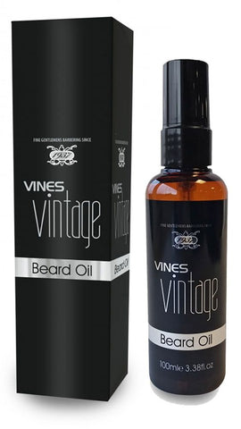 Vintage & Vines Beard Oil