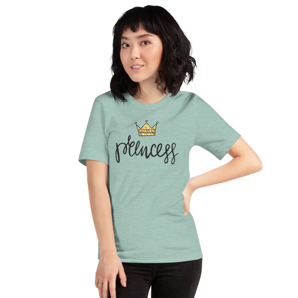 Princess Premium Short-Sleeve Unisex T-Shirt