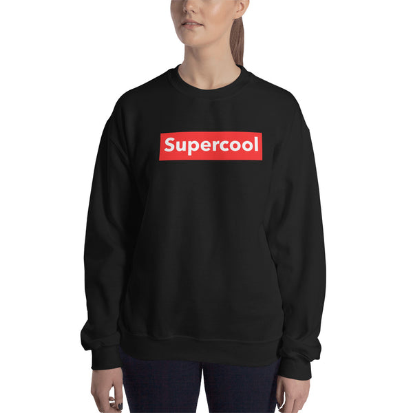 Supercool premium Unisex Sweatshirt