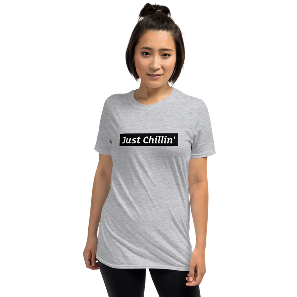 Just Chillin Premium Unisex T-Shirt