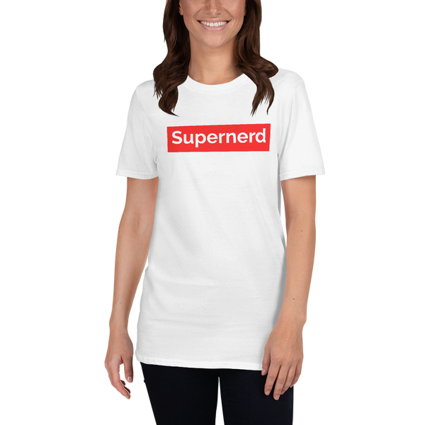 Supernerd premium Unisex T-Shirt