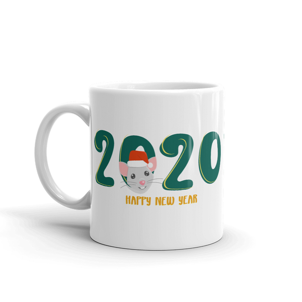 Happy New Year 2020 Mug