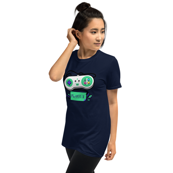Video Games Premium  Unisex T-Shirt