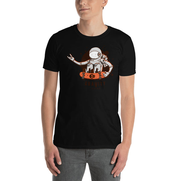 Gravity sucks  premium Unisex T-Shirt