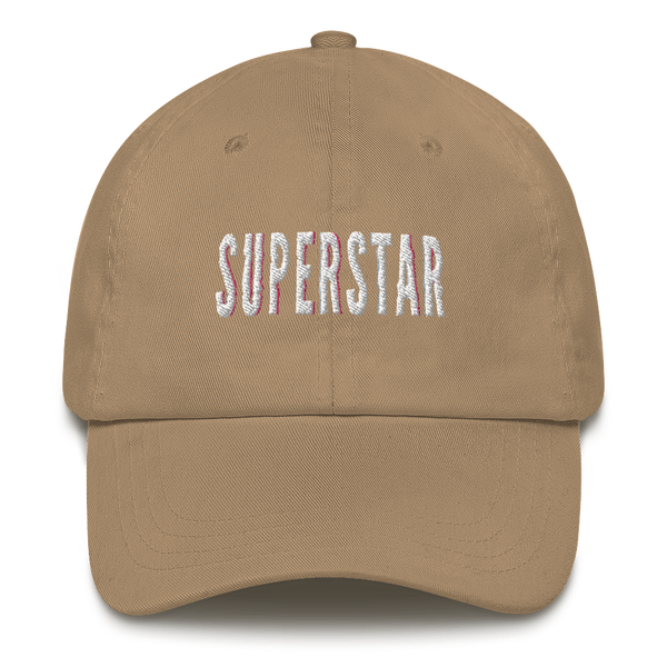 SuperStar Dad hat