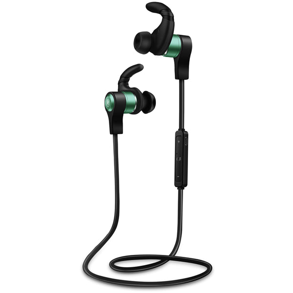 Bakeey H3 Sport IPX3 Splashproof Magnetic Adsorption Stereo Bass bluetooth Earphone With Mic