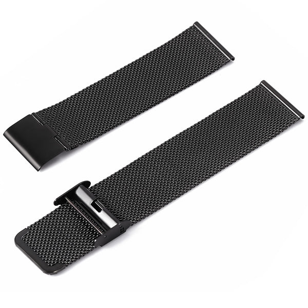 Bakeey 22mm Mesh Watch Band Watch Strap for Haylou Solar/ Huawei Watch GT/ Xiaomi Watch Color/ BW-HL3 BW-AT1/ Amazfit GTR 47MM