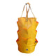 3 Gallon Vegetable Planting Bag Strawberry PE Hanging Growing Bag-Yellow