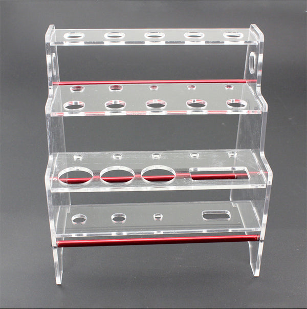 Screwdriver Plexiglass Stand Screwdriver Tool Holder for RC model Tools